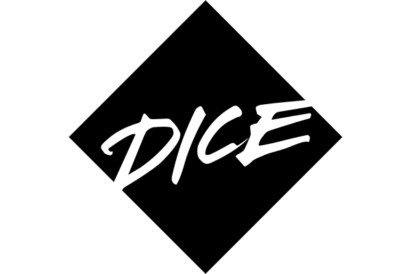 DICE Logo Vector PNG
