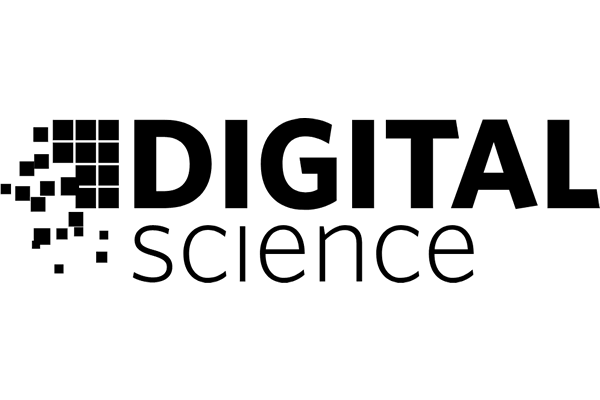 Digital Science Logo Vector PNG