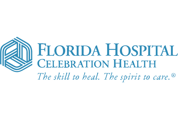 Florida Hospital Celebration Health Logo Vector PNG