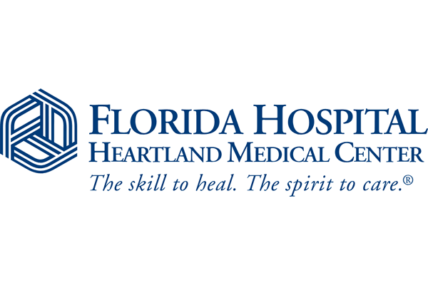 Florida Hospital Heartland Medical Center Logo Vector PNG