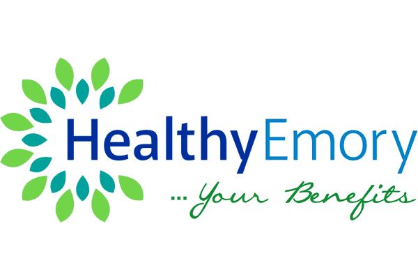 Healthy Emory Logo Vector PNG