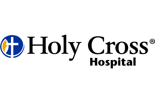 Holy Cross Hospital Logo Vector PNG