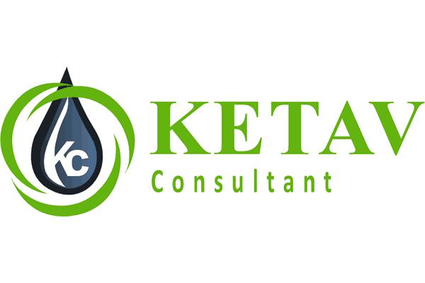 Ketav Consultant Logo Vector PNG