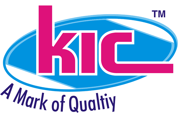 Khodiyar Industrial Corporation (KIC) Logo Vector PNG