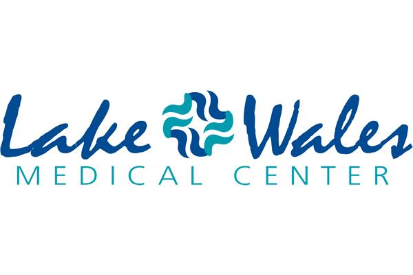 Lake Wales Medical Center Logo Vector PNG