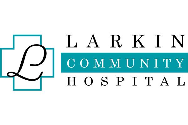 Larkin Community Hospital Logo Vector PNG
