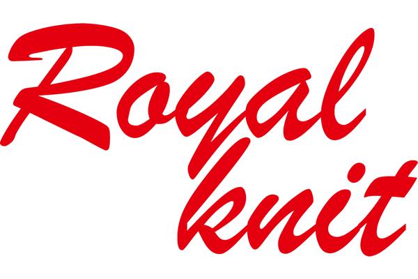 Royal Knit Logo Vector PNG