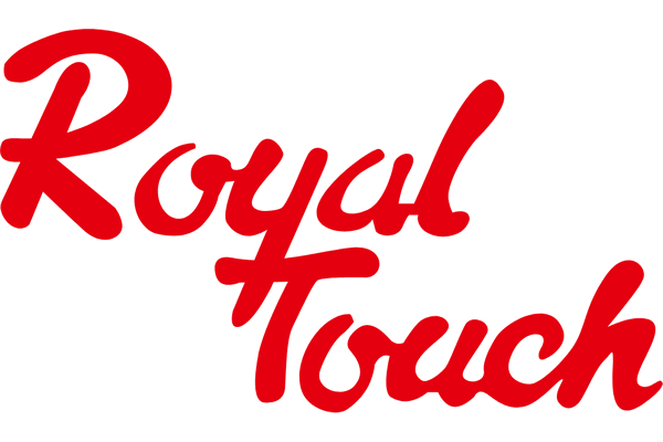 Royal Touch Logo Vector PNG