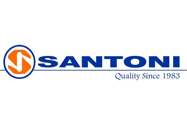 Santoni Electric Logo Vector PNG