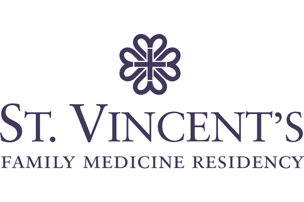 St. Vincent's Family Medicine Residency Logo Vector PNG