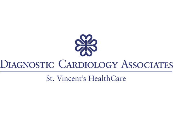 St. Vincent's HealthCare Diagnostic Cardiology Associates Logo Vector PNG