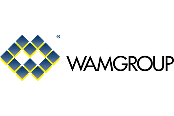 WAMGROUP Logo Vector PNG
