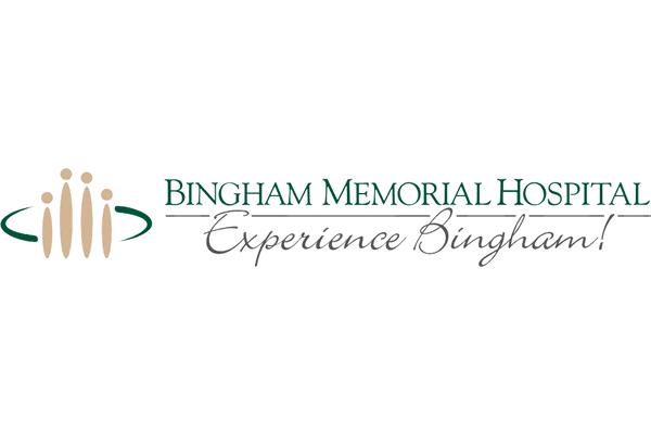 Bingham Memorial Hospital Logo Vector PNG