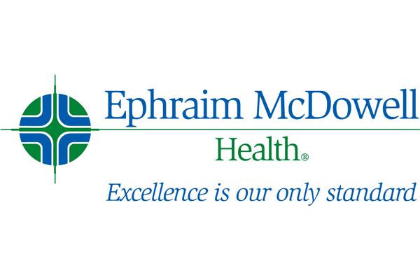 Ephraim McDowell Health Logo Vector PNG