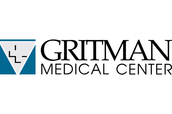 Gritman Medical Center Logo Vector PNG