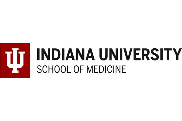 Indiana University School of Medicine Logo Vector PNG