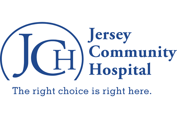Jersey Community Hospital Logo Vector PNG