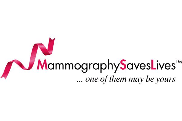 Mammography Saves Lives Logo Vector PNG