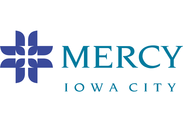 Mercy Iowa City Logo Vector PNG