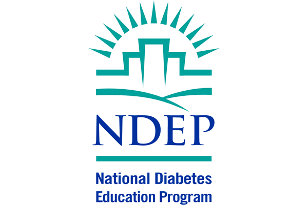 National Diabetes Education Program (NDEP) Logo Vector PNG