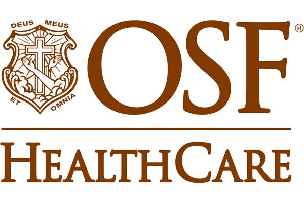 OSF Healthcare Logo Vector PNG