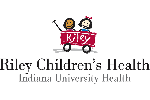 Riley Hospital for Children at Indiana University Health Logo Vector PNG