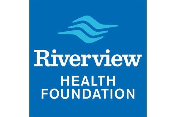 Riverview Health Foundation Logo Vector PNG