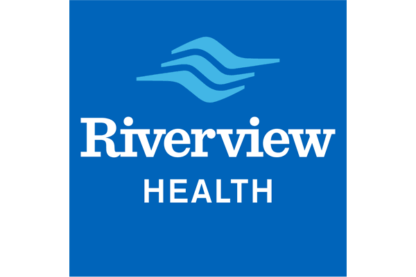 Riverview Health Logo Vector PNG