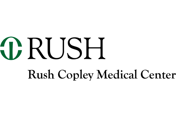 Rush Copley Medical Center Logo Vector PNG
