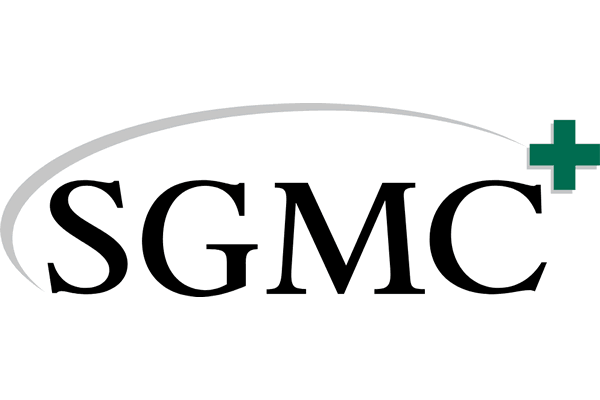 South Georgia Medical Center (SGMC) Logo Vector PNG