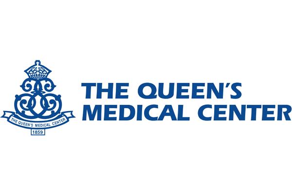 The Queen's Medical Center Logo Vector PNG