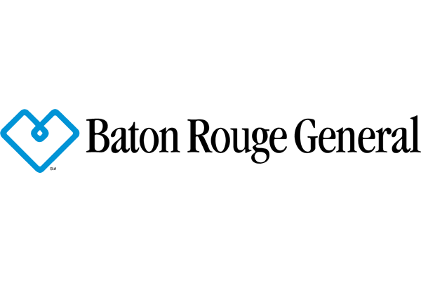 Baton Rouge General Logo Vector PNG