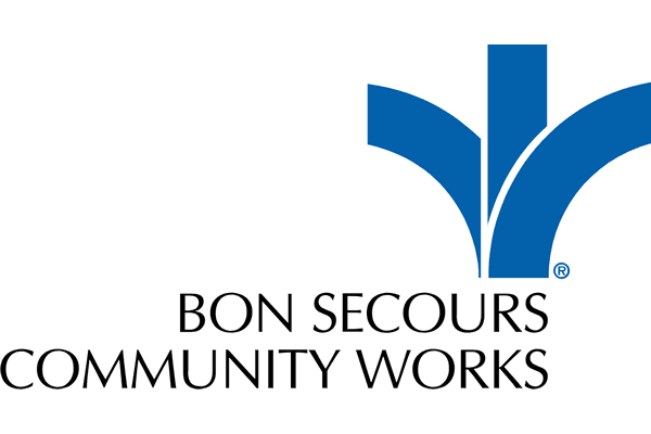 Bon Secours Community Works Logo Vector PNG