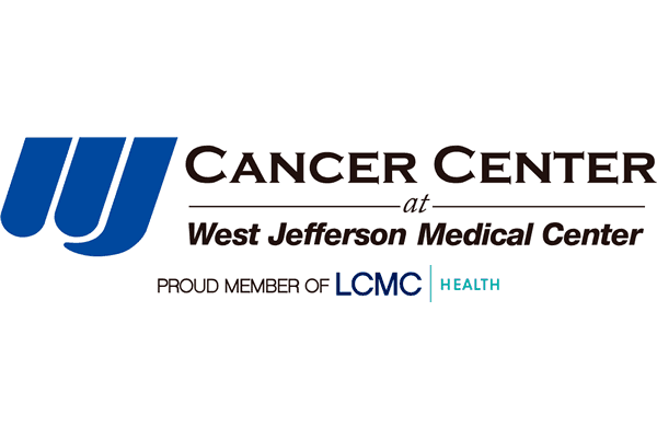 Cancer Center at West Jefferson Medical Center Logo Vector PNG