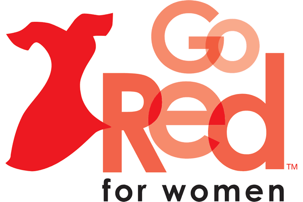 Go Red For Women Logo Vector PNG