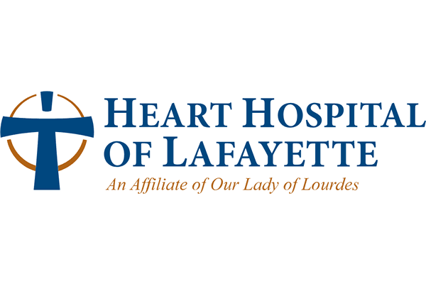 Heart Hospital of Lafayette Logo Vector PNG