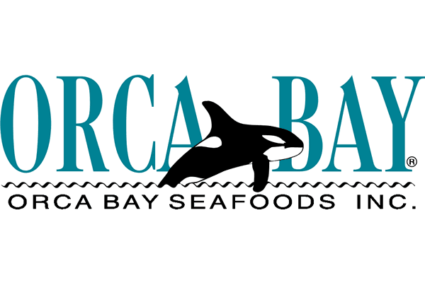 ORCA BAY SEAFOODS, INC. Logo Vector PNG