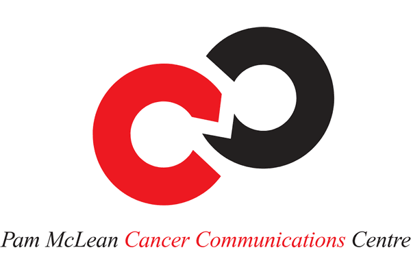 Pam McLean Cancer Communications Centre Logo Vector PNG