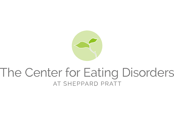 The Center for Eating Disorders at Sheppard Pratt Logo Vector PNG