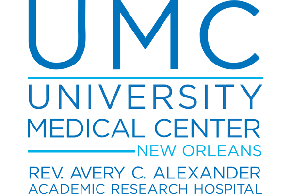 University Medical Center New Orleans Logo Vector PNG