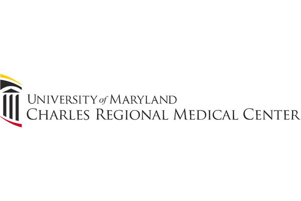 University of Maryland Charles Regional Medical Center Logo Vector PNG