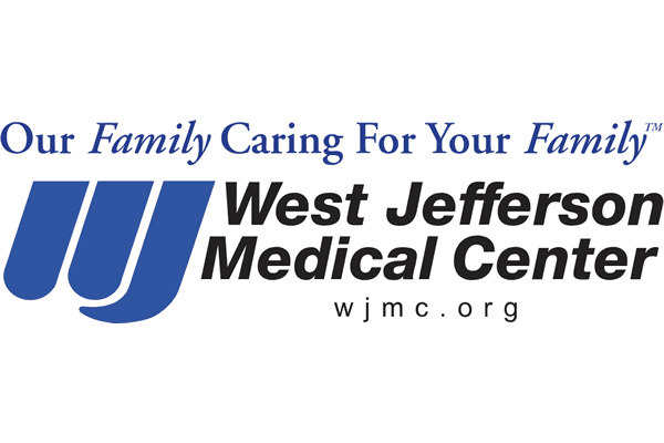 West Jefferson Medical Center Logo Vector PNG