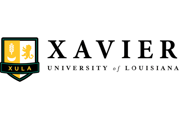 Xavier University of Louisiana Logo Vector PNG
