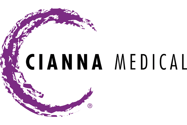 CIANNA MEDICAL Logo Vector PNG