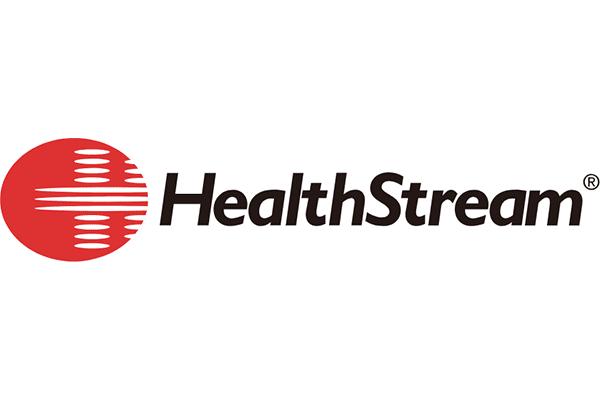 HealthStream Logo Vector PNG