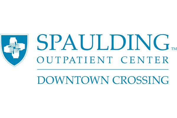 SPAULDING OUTPATIENT CENTER DOWNTOWN CROSSING Logo Vector PNG