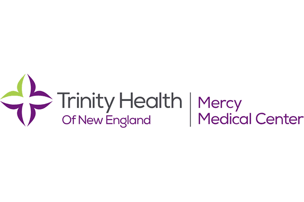 Trinity Health Of New England Mercy Medical Center Logo Vector PNG