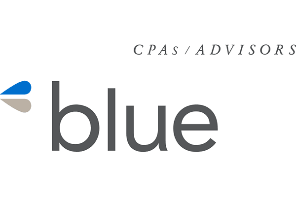 Blue & Co., LLC Logo Vector PNG