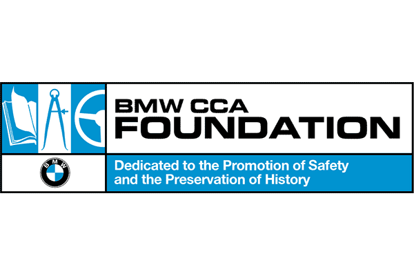 BMW Car Club of America Foundation Logo Vector PNG