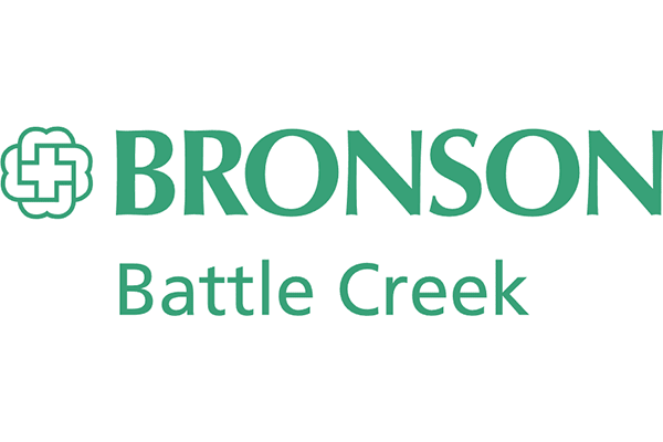 BRONSON Battle Creek Logo Vector PNG